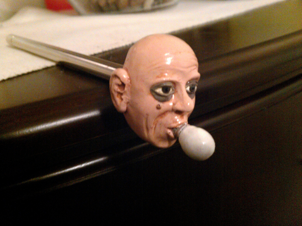 Uncle Fester | Pinball Customs